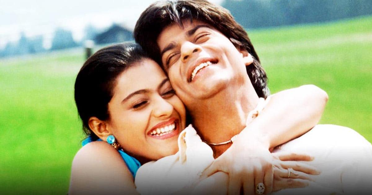 When Shah Rukh Khan and Kajolen's DDLJ Steamy Scene caused the dissolution of two full magazines, here's why!