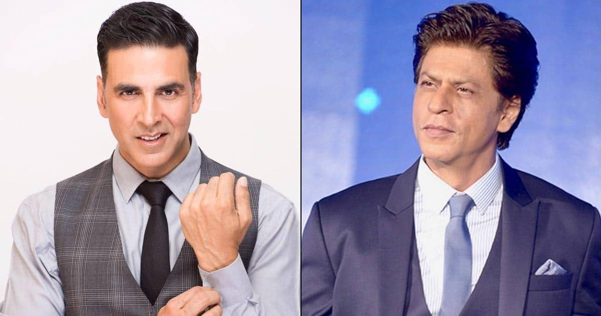 Shah Rukh Khan Once Revealed The Real Reason Of Why He Won't Be Able To Work With Akshay Kumar