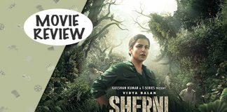Sherni Movie Review Out!