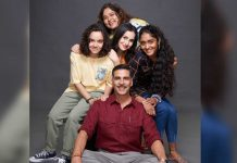 "Shikara Actress Sadia Khateeb roped in for Akshay Kumar's next ""Raksha Bandhan""."