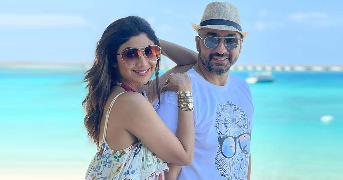 """Shilpa Shetty On Raj Kundra's Singing: """"He's Perfect, But He Can't Sing"""""""