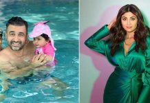 Shilpa Shetty to husband Raj Kundra: To our family you are our world