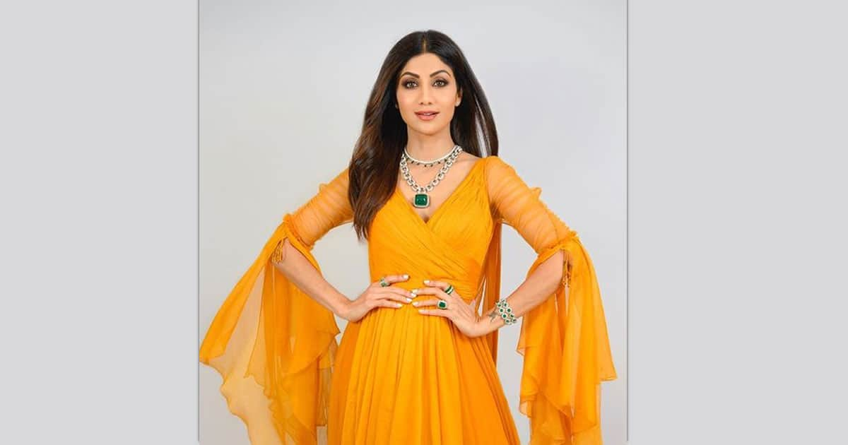 Shilpa Shetty: We all need a little bit of fire to keep us going