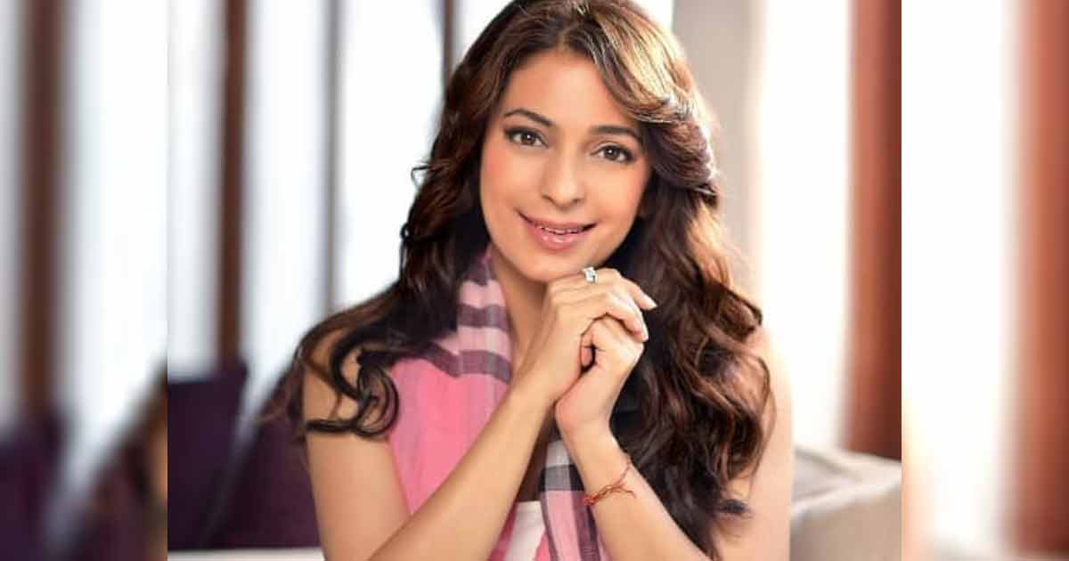 """Juhi Chawla Clarifies Her Case Is Not Against 5G Technology, Asks """"Show Me The Data!"""""""