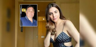 Shraddha Arya relaxes with Rishi Kapoor songs after a long day's shoot