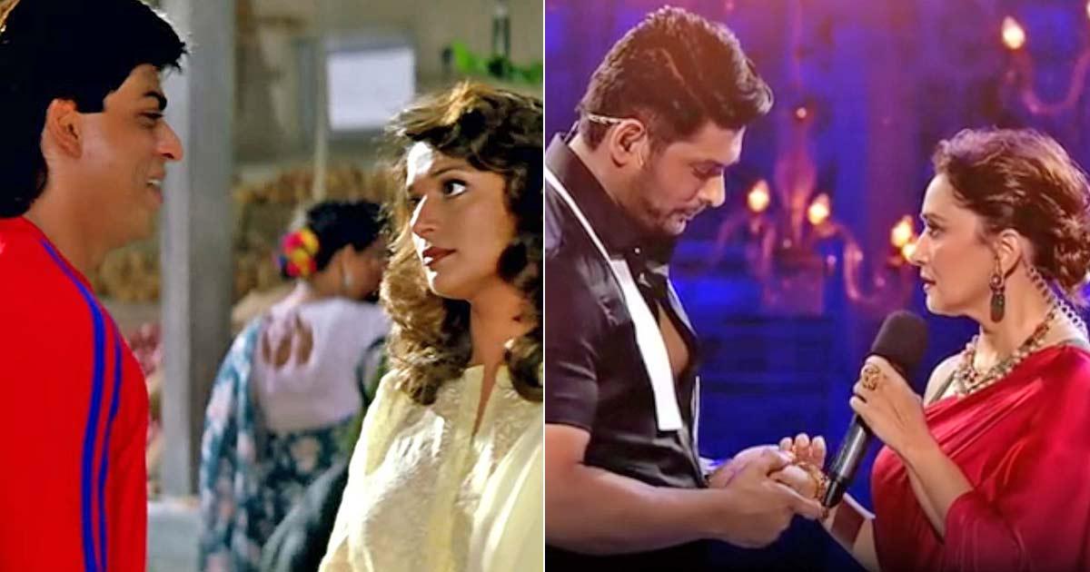 Sidharth Shukla & Madhuri Dixit Recreate An Iconic Scene From Dil Toh Pagal Hai On Dance Deewane 3