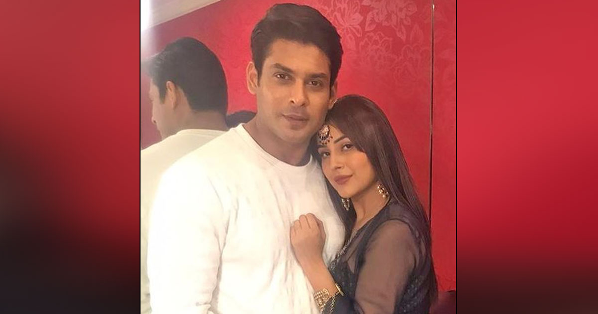 Sidharth Shukla & Shehnaaz Gill's Next Project To Be A Romantic Music Video?