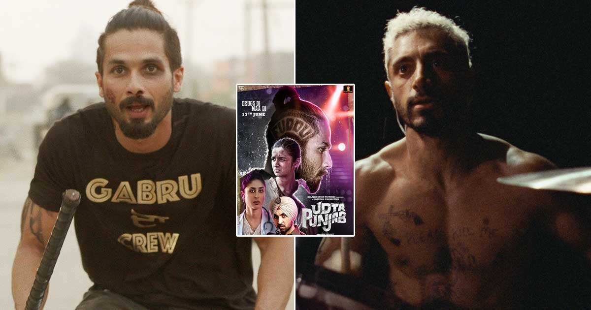 Sound Of Metal's Riz Ahmed & Not Shahid Kapoor Was The First Choice For Udta Punjab's Tommy Singh - Deets Inside
