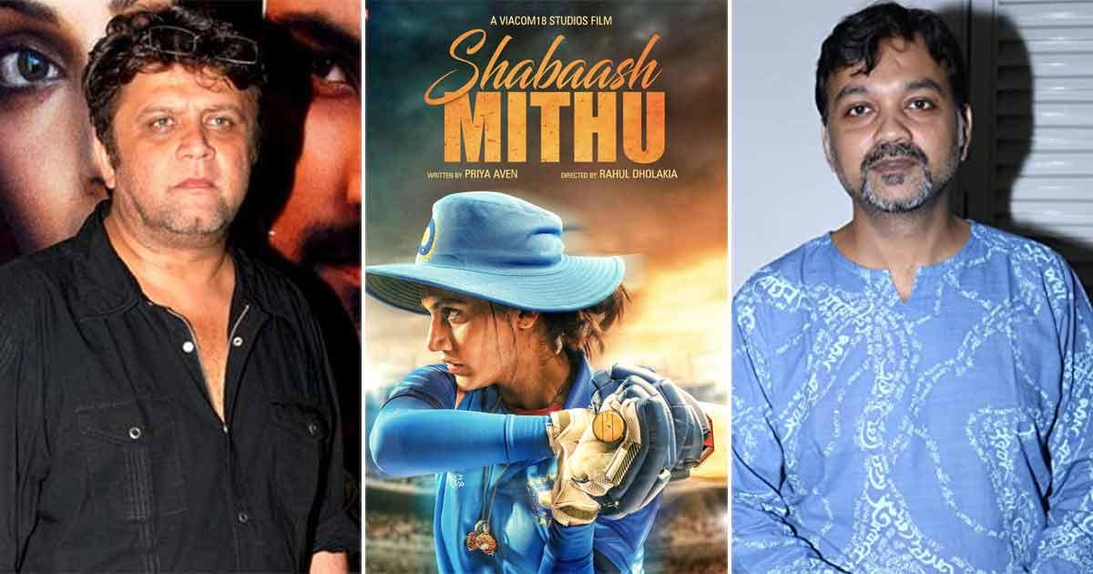 Srijit Mukherji takes on the baton from Rahul Dholakia as Director of Shabaash Mithu