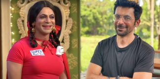 Sunil Grover Once Revealed His Son Asked Him Not Play Gutthi
