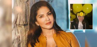 Sunny Leone shares 'hidden' birthday video