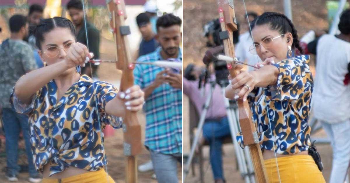 Sunny Leone Pierces 'Thru Our Heart' In Her Sassy Look From Splitsvilla!