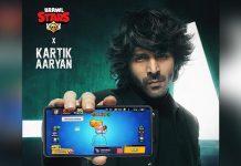 SUPERCELL & KARTIK AARYAN TEAM UP FOR HIT MOBILE GAME 'BRAWL STARS'