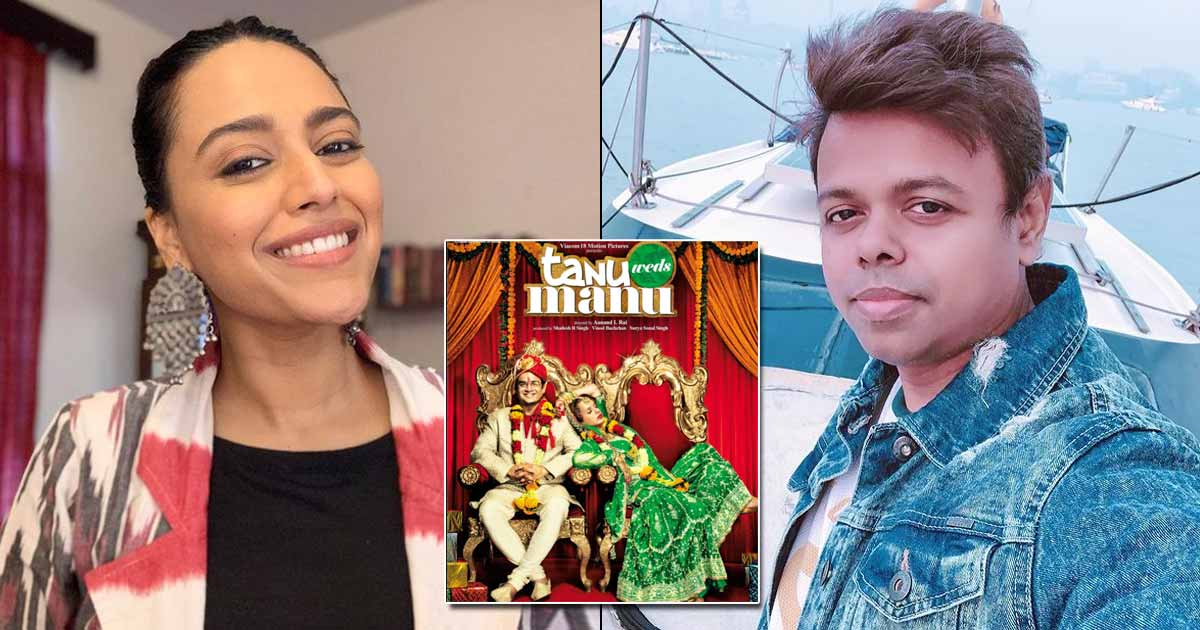 Swara Bhasker Collaborates With 'Tanu Weds Manu' Singer Krsna Solo For A Song