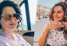 Taapsee Pannu Doesn't Care About Kangana Ranaut