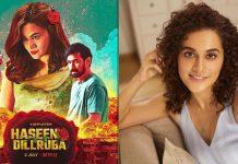 Taapsee Pannu: I wasn't first choice for 'Haseen Dillruba'