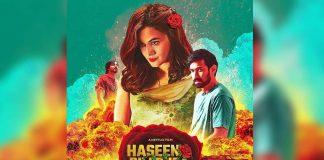 Taapsee Pannu posts 'Haseen Dillruba' teaser