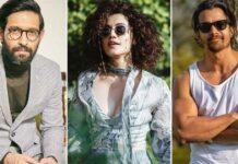 "Taapsee Pannu Reveals Vikrant Massey & Harshwardhan Rane Were Scared During Intimate Scenes In Haseen Dillruba: ""They Thought Pata Nahi Yeh Kya Karegi"""