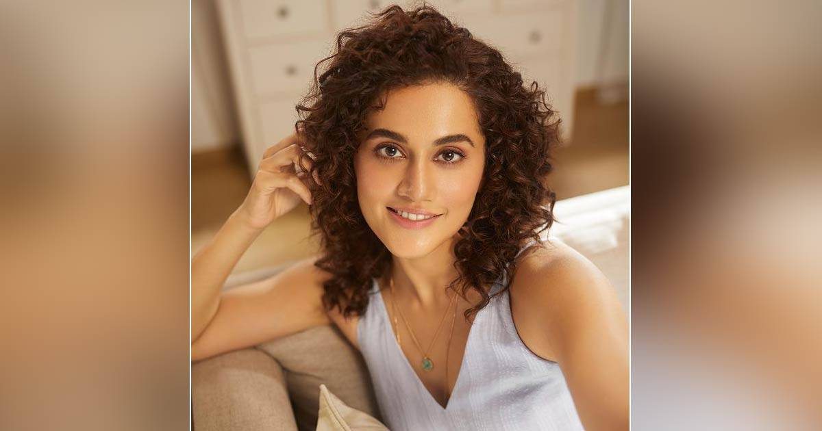 Taapsee Pannu's Postcard Vacation Trip To Russia Is Giving Us Major Vacation Goals, Read On