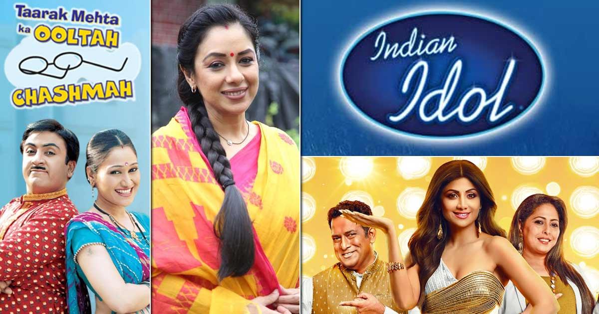 Taarak Mehta Ka Ooltah Chashmah Grabs The Crown From Anupamaa, Beats Indian Idol & Super Dancer 4 As Well [TRP Report]