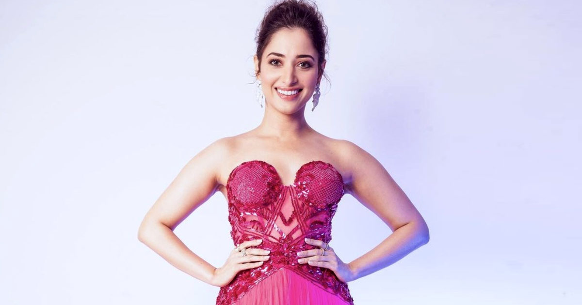Tamannaah Bhatia Reveals The Weirdest Thing She Has Applied On Her Face & It's Gross Beyond Your Imagination, Read On