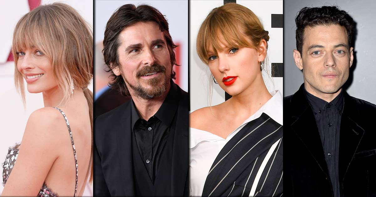 Taylor Swift To Star With Christian Bale, Margot Robbie, Rami Malek In A New Film & We Are Jumping With Joy!