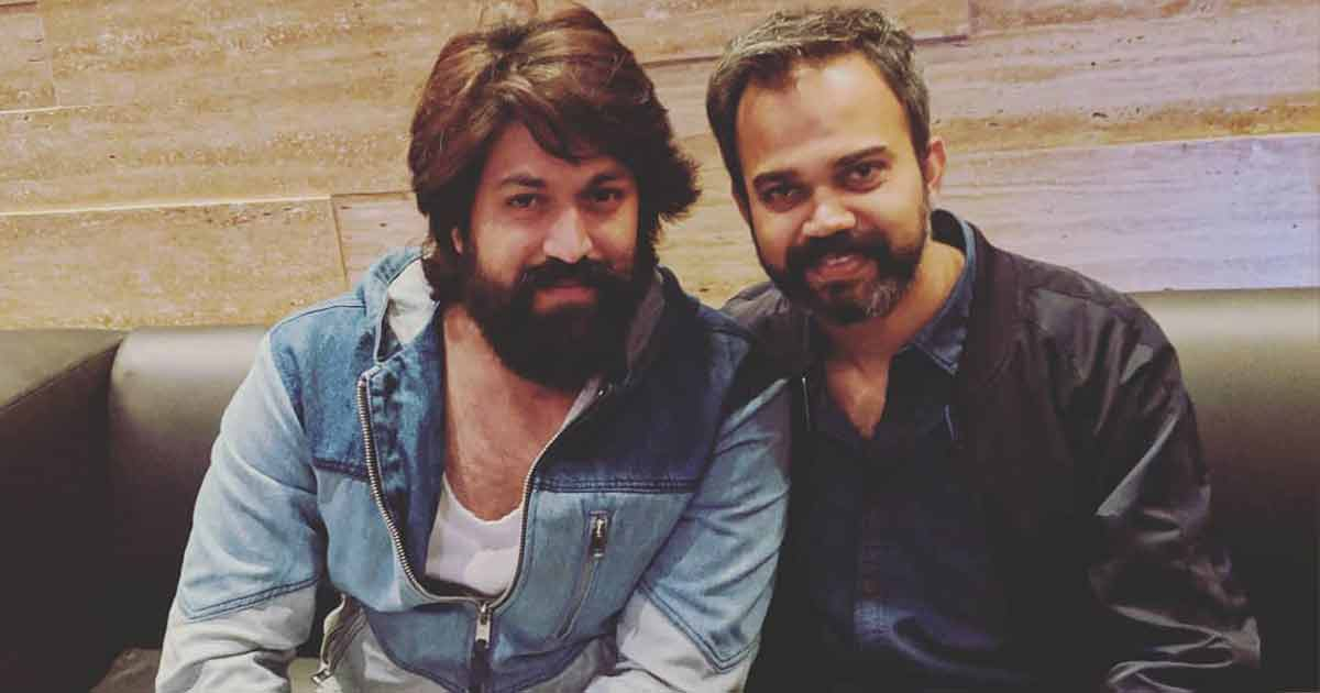 Team KGF Chapter 2 & Yash Surprise Director Prashanth Neel With A Birthday Gift That's Worth Remembering!