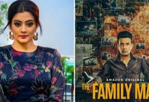 The Family Man 2 Fame Priyamani Aka Suchi Reveals Receiving Hate Mail & A Lot Of Negative Comments For Her Character