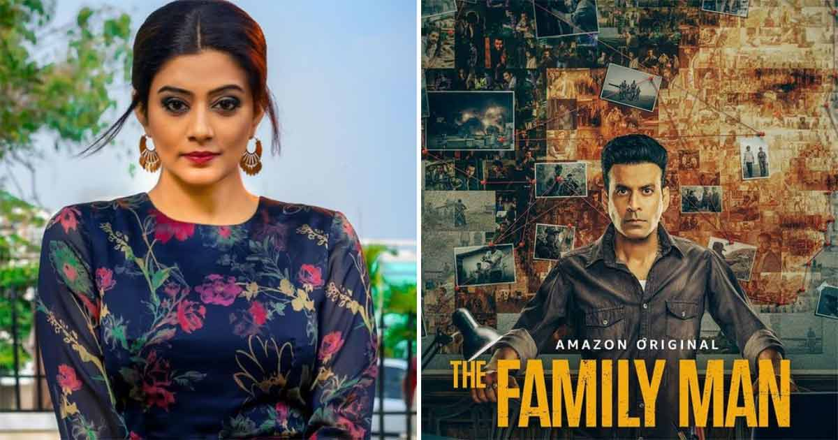 The Family Man 2's Suchi Aka Priyamani Talks About Being Rough On Manoj Bajpayee