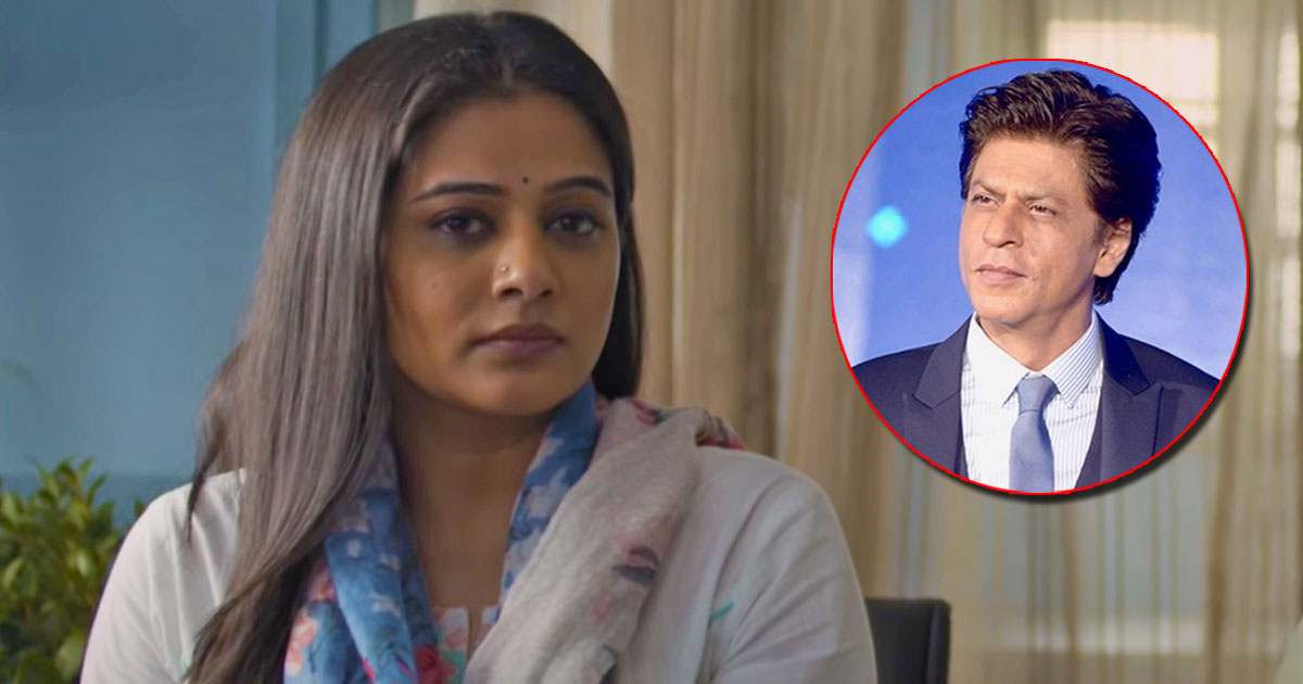 The Family Man Fame Priyamani Won ₹ 300 From Shah Rukh Khan During Chennai Express & She Still Carries It In Her Wallet, Read On