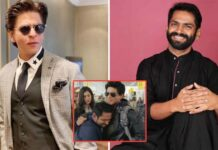 """The Family Man Fame Sharib Hashmi Recalls His 'Star Struck' Moment With Shah Rukh Khan: """"I Almost Fainted"""""""
