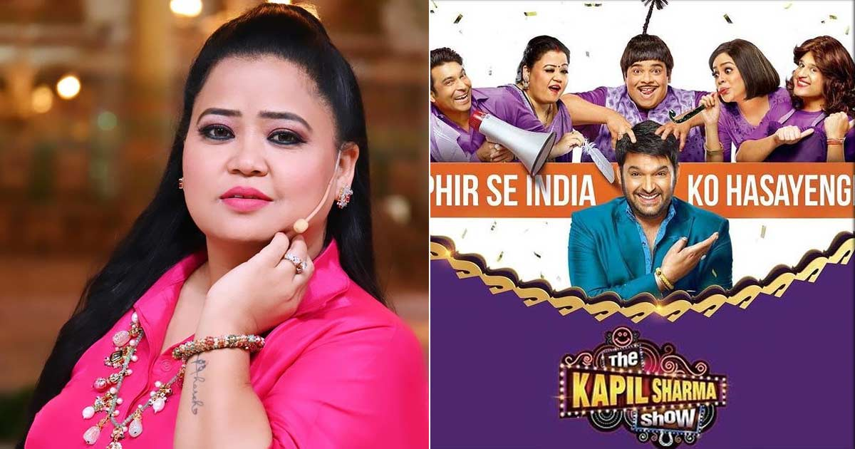 The Kapil Sharma Show's Shoot To Start In July-August? Bharti Singh Reveals Fresh Details!