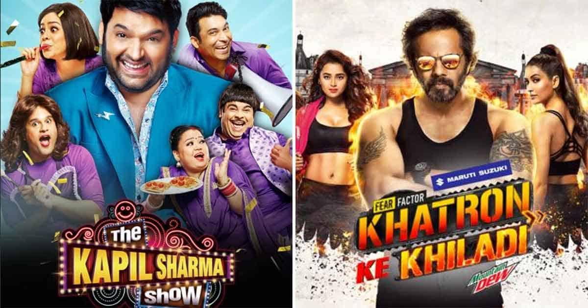The Kapil Sharma Show vs Khatron Ke Khiladi 10 - Battle Between Previous Seasons