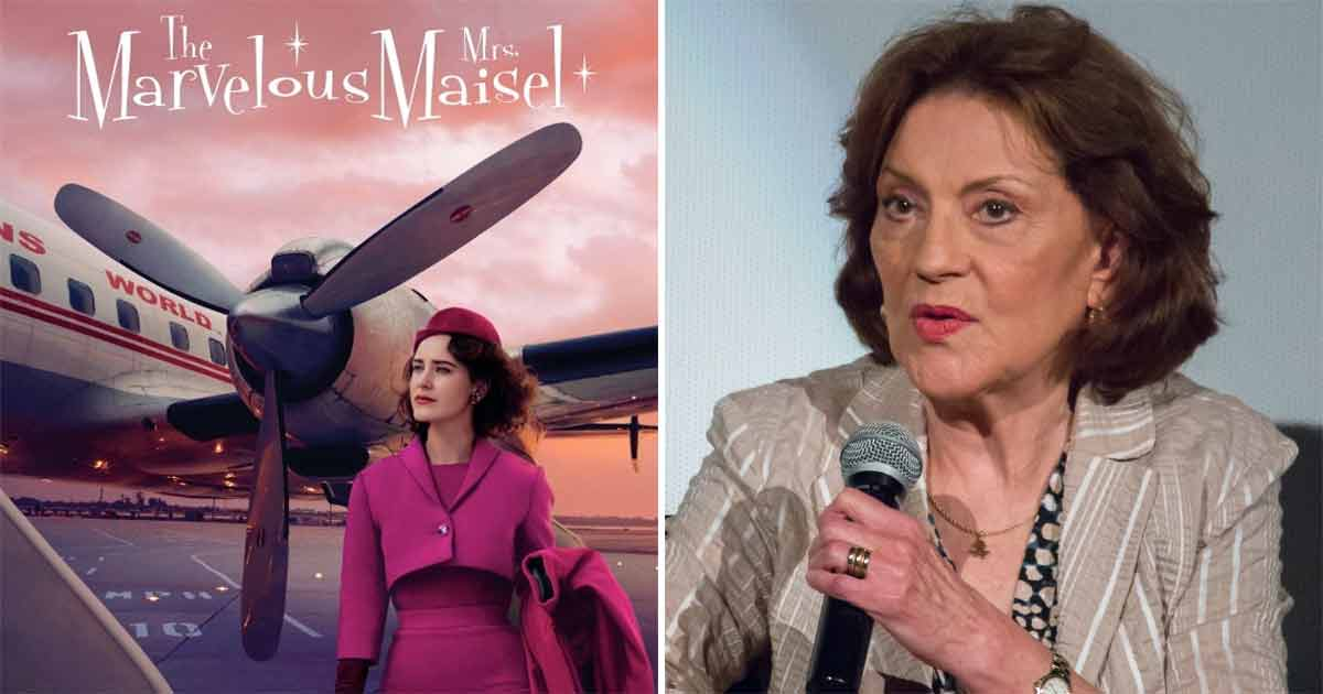 Gilmore Girls Alum Kelly Bishop Makes An Entry In The Marvelous Mrs. Maisel Season 4