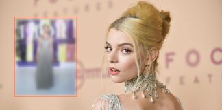 The Queen's Gambit Fame Anya Taylor-Joy Rocks The Red Carpet In Dior Shimmery Sheer Gown Raising The Hotness Bar Yet Again - Deets Inside