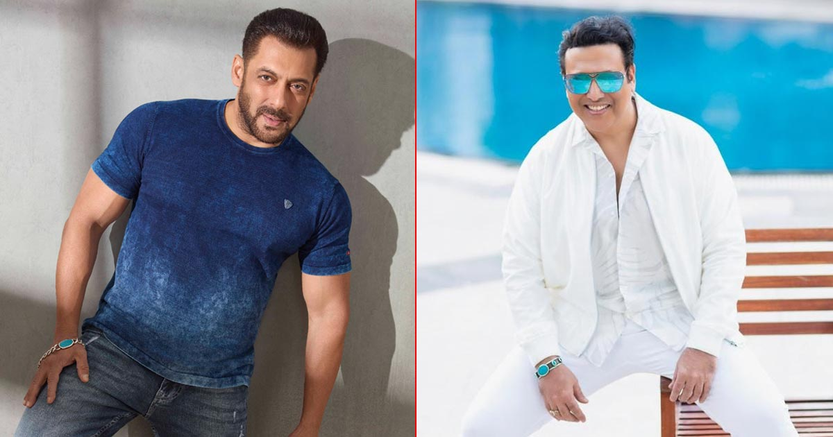 Govinda & Salman Khan's Banter In The Old Interview Will Take You By Surprise