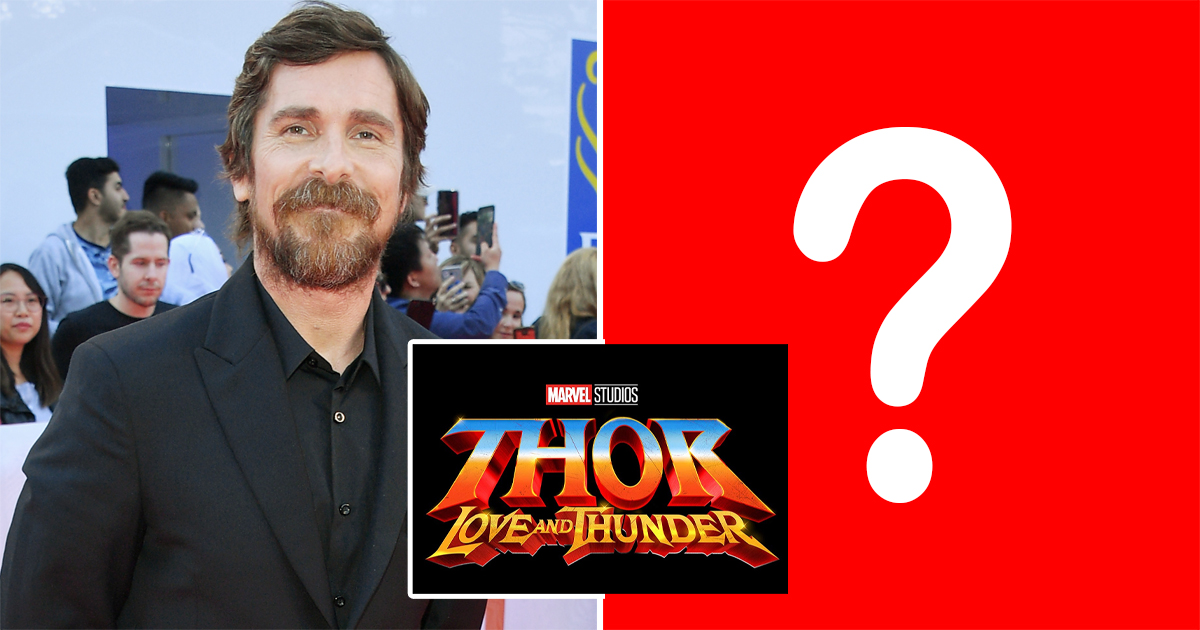 Christian Bale Joined Thor: Love And Thunder Because Of This Person?