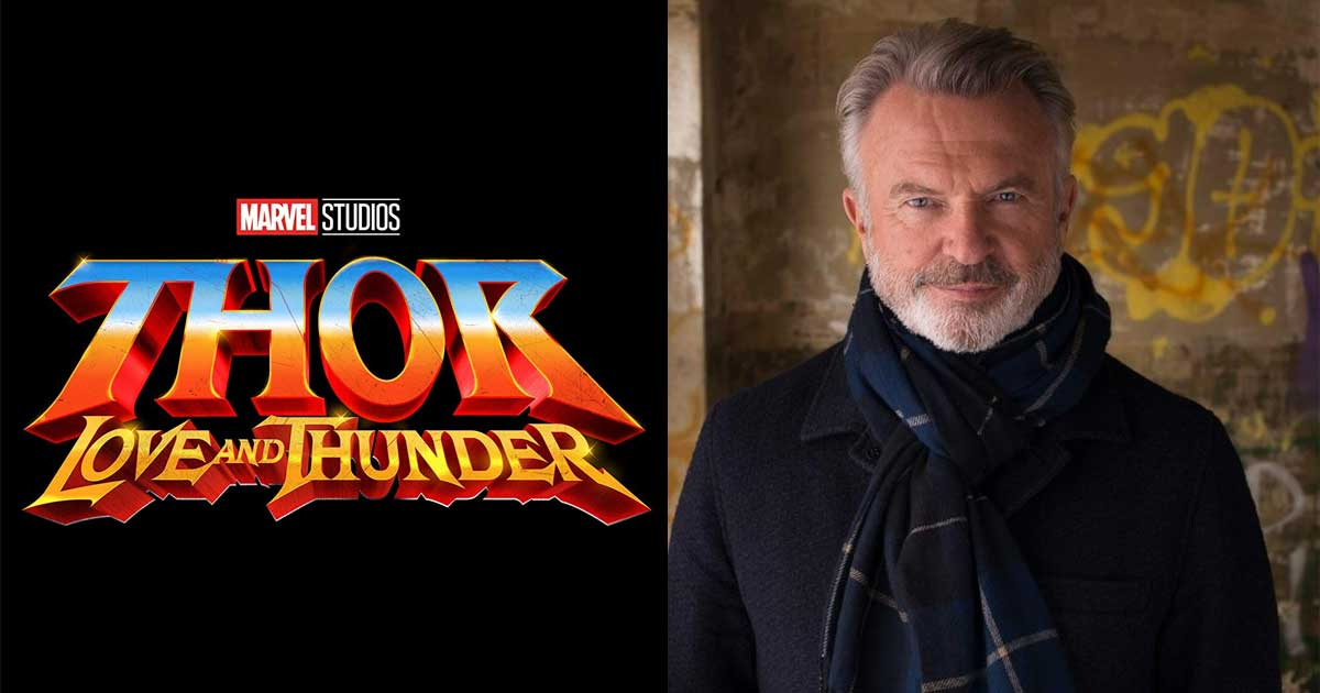 Thor: Love And Thunder role puzzles Sam Neil