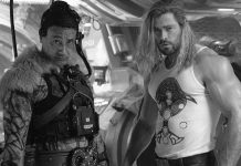 """Thor: Love And Thunder Star Chris Hemsworth Announces Wrap With His Massive Bulging Biceps; Says, """"The Film Is Gonna Be Batsh*t Crazy"""""""