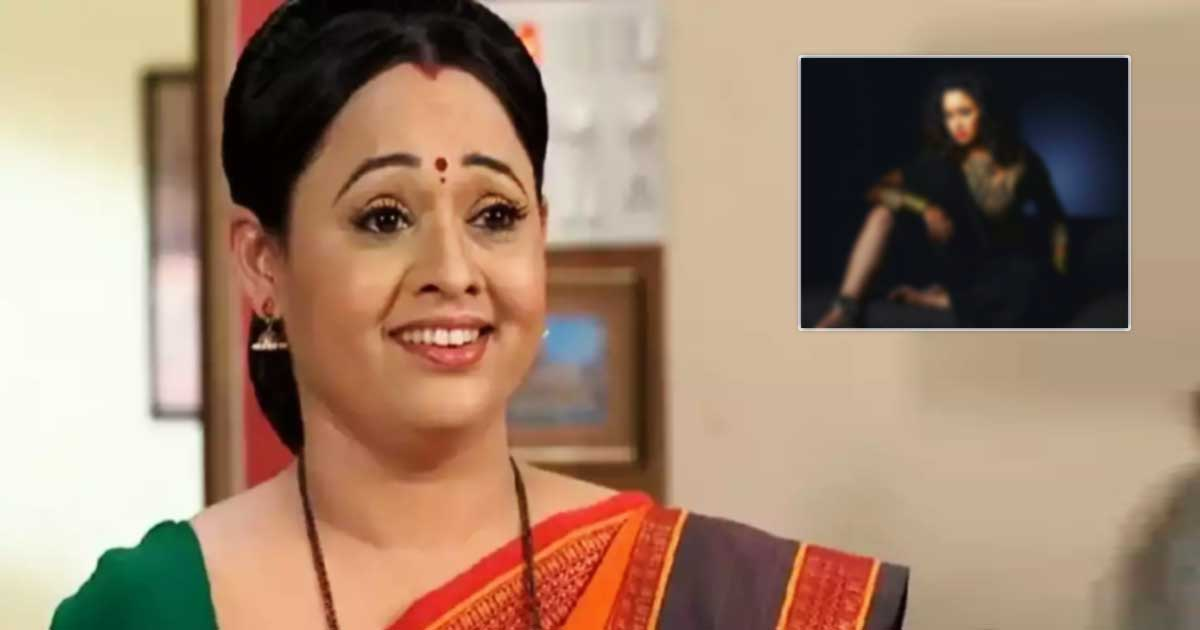 Throwback To Taarak Mehta Ka Ooltah Chashmah's Sonalika Joshi AKA Madhavi Bhabhi Did A 360 Turn & Becoming A Vamp