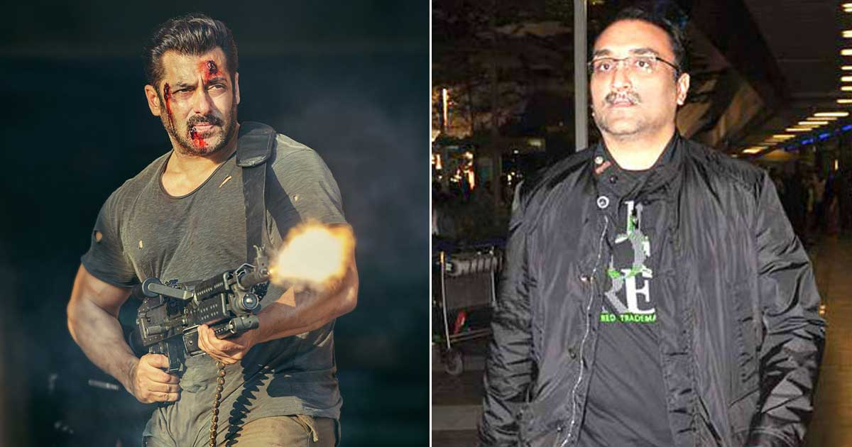 Salman Khan's Film To Suffer A Big Blow As Dubai Market Created In Mumbai To Be Destroyed?