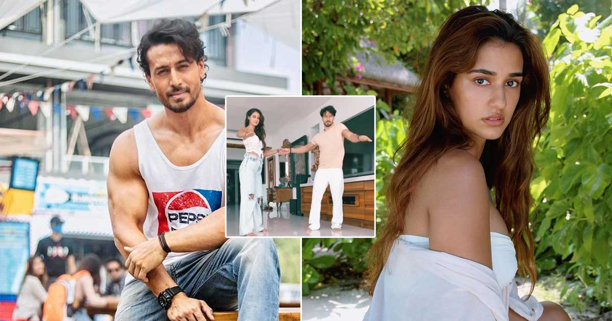 Tiger Shroff & Disha Patani Attempt Viral Instagram Moves & Truly, They Look Hot Together!