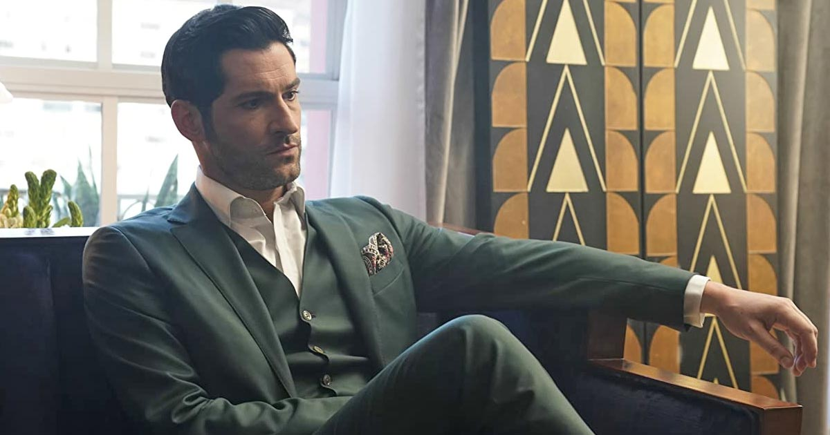 """Tom Ellis Jokes About Needing An Exorcise To Remove Lucifer From Him, Says """"I Slip Into His Voice Quite A Lot"""""""