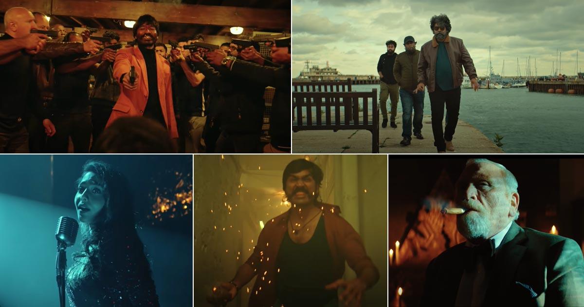 Trailer Of Dhanush's Gangster Drama 'Jagame Thandhiram' Released
