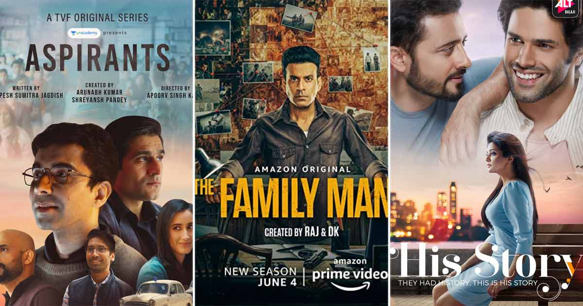 Take A Look At The Highest Rated Indian Web Series Of 2021; TVF Aspirants Is Not The Topper