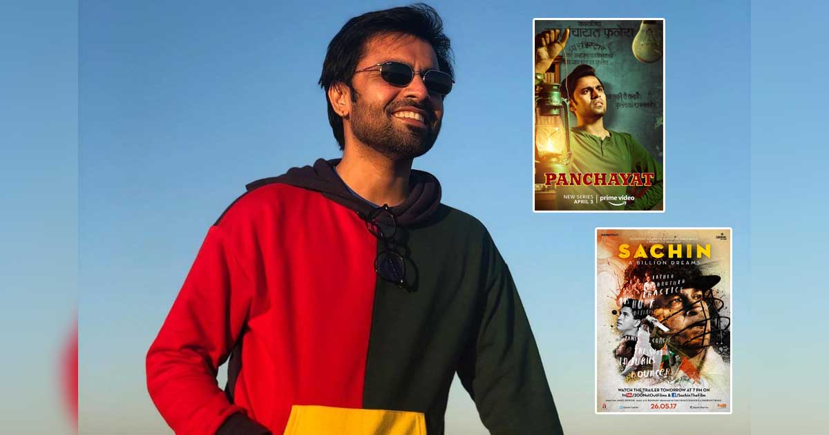 TVF Star Jitendra Kumar's Journey In Short