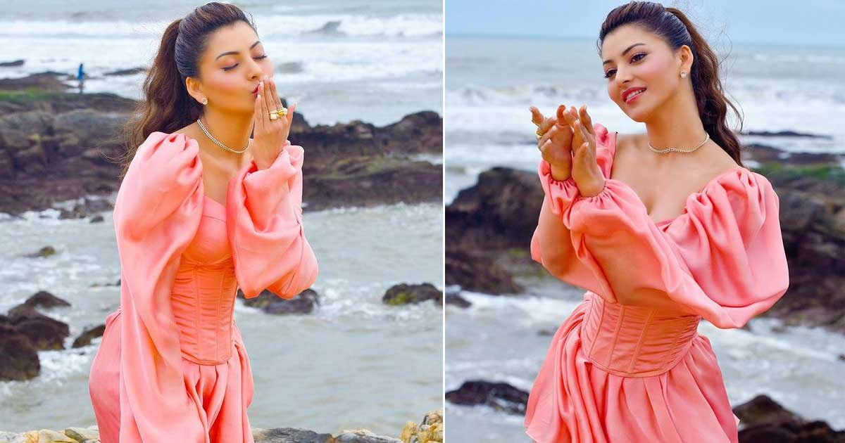 Urvashi Rautela: When I am at my best, I am my father's daughter
