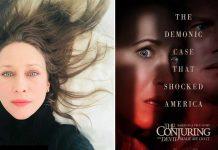 Vera Farmiga calls 'The Conjuring: The Devil Made Me Do It' a 'colon cleanse'