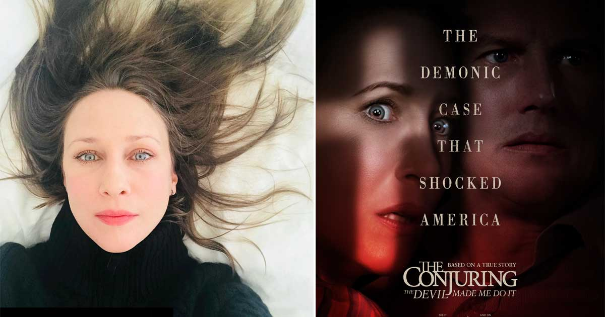 "The Devil Made Me Do It Actor Vera Farmiga Calls The Film ""A Real Colon Cleanse"""