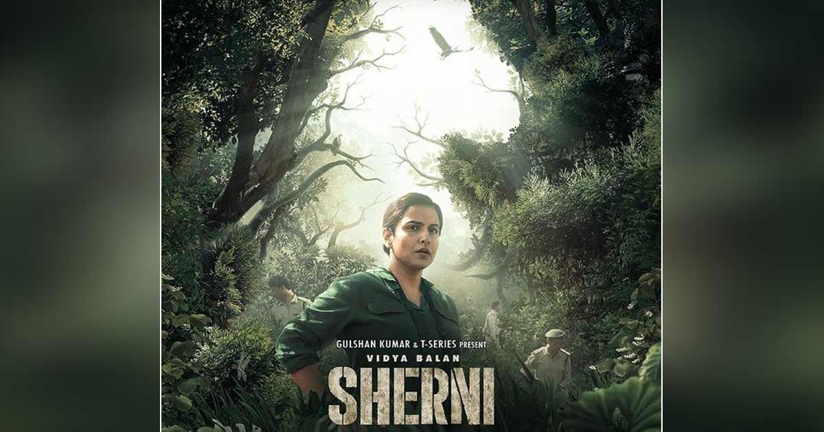 """Vidya Balan On Her Role In 'Sherni': """"She Is A Woman Of Few Words But Many Dimensions"""""""